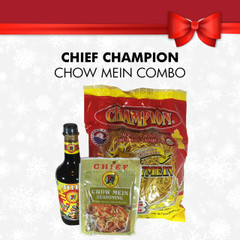 Chief Champion Chow Mein Combo