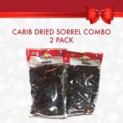 Dried Sorrel Double Pack