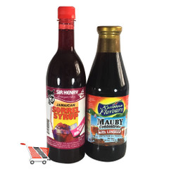 Sorrel & Mauby Drink Mix