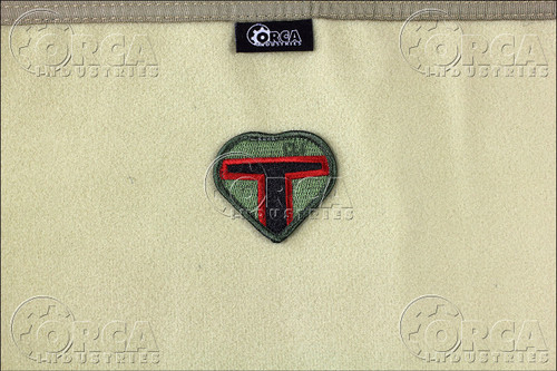 Boba Heart - CTF - Morale Patch - Color