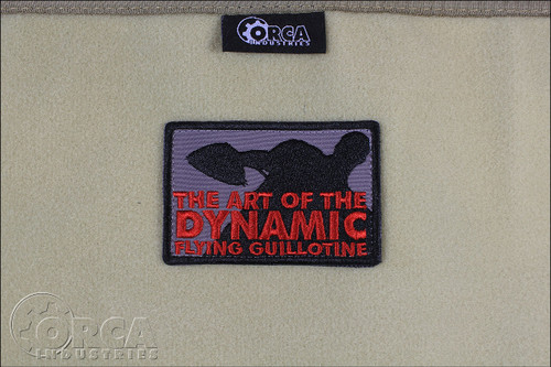 Art of the Dynamic Flying Guillotine - Morale Patch - Color