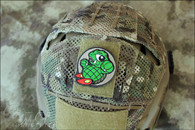 Gamera - Morale Patch - Color