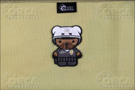 Kuma Korps - Police Bear - Morale Patch - Color