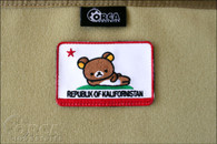 Republik of Kalifornistan Flag - Morale Patch