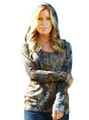 Mossy Oak Camo Hoodie For Women