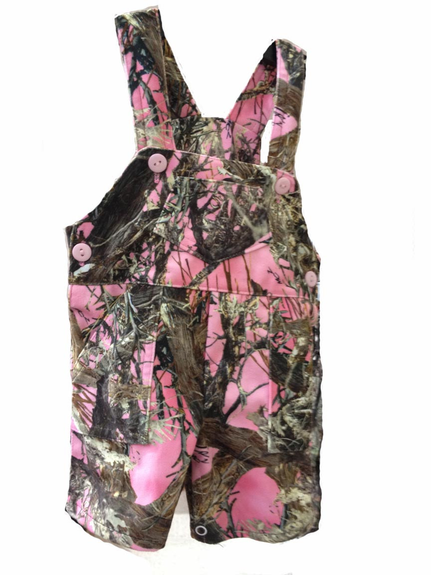 Camouflage Baby Clothes