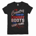 Jason Aldeen Concert Shirt For Girls For Country Music Fans