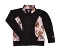 Wilderness Dreams Active Wear Jacket with Mossy Oak Pink Break Up Trim