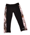 Mossy Oak Pink Break Up Active Wear Capris