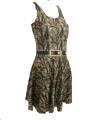 Hunting camouflage skater dress on sale
