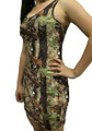 Camouflage Dress by Huntress On Sale