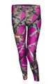 Huntress Leggings in Purple