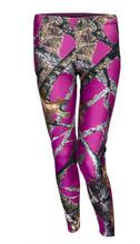 Huntress Leggings in Purple