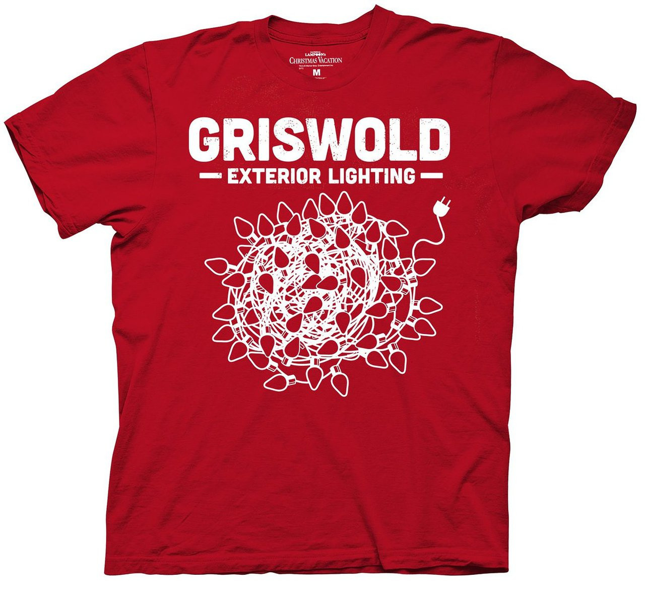 Griswold Christmas Tree Lights Funny T Shirt