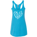 Bless Your Heart Tri-Blend Tank Top