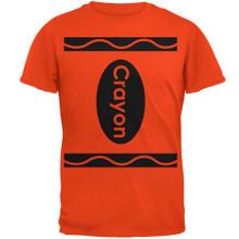 Crayon Costume Orange