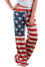 USA Flag Lounge Soft Pants