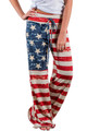 USA Flag Lounge Soft Pants
