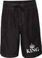 His King Board Shorts