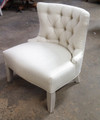 XS UPHOLSTERY MADISION TUFTED ACCENT CHAIR