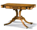 CENTURY FURNITURE MONARCH COLLECTION GEORGIAN CONSOLE TABLE