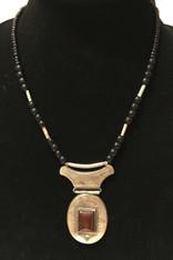 Handmade Toureg Berber Silver Necklace Morocco