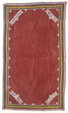"Handmade Ralli Quilt 6 India (47"" x 81"")"