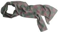 "Hand Stitched Traditonal Silk Kantha Scarf 4 India (12.5"" x 85"")"