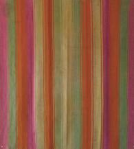 "Handwoven Wool Blanket Frazada Bolivia 3 (55"" x 60"")"