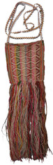 "Handwoven Woolen Traditional Coca Bag Peru (5"" x 5.5"")"