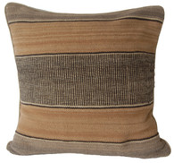 "Handwoven Traditional Woolen Pillow Peru (18"" x 18"")"