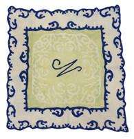 "Handmade Wool Felt Baby Blanket 2 Kyrgyzstan ( 41"" x 41"")"