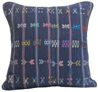 "Copy of Handwoven Traditional Maya Brocade Pillow Guatemala (19"" x 19"")"