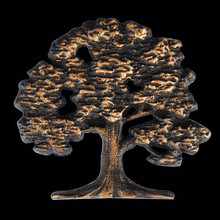 Tree - Apply this emblem to any large urn