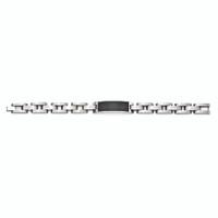 "Bracelet - Mens Carbon Fiber 8½"""