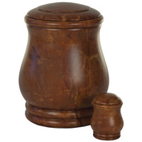 Toledo Keepsake  - Shown with optional large Toledo urn