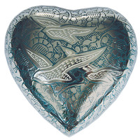 In Flight Heart Keepsake