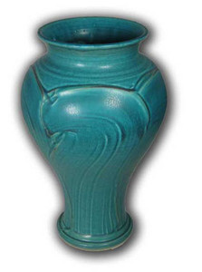 Pewabic Signature Classic Vase - Medium
