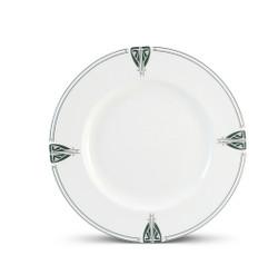 "Dard Hunter China Viennese Pendant 9"" Salad Plate"