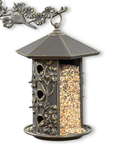 Whitehall Products Dogwood Bird Feeder