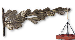 Whitehall Products Pinecone Nature Hook