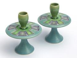 Craftsman Candleholders