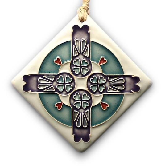 Swedish Hearts Ornament
