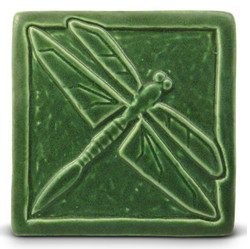 Whistling Frog 6x6 Single Dragonfly