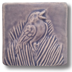 Whistling Frog Tile Songbird