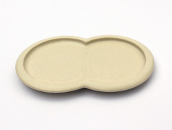 Copy of One Acre Ceramics -Swedish Hearts Salt & Pepper Tray