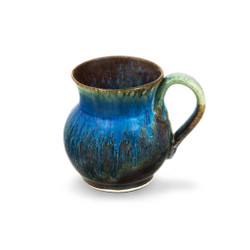 Blanket Creek Pottery Round Mug, 12 oz.