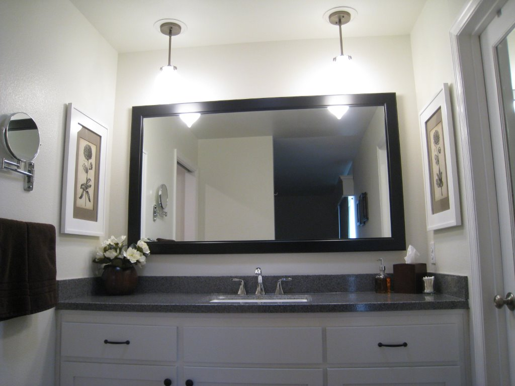 Customer Photos | Testimonial Reviews For The Worldu0027s Only Recessed  Medicine Cabinet With A Picture Frame Door And No Mirror!