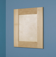 14x18 Large Shaker Style Recessed Medicine Cabinet