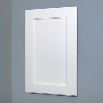 Attrayant Unfinished Shaker Style Recessed Medicine Cabinet (14x24) | Recessed  In Wall Medicine Cabinets With No Mirrors